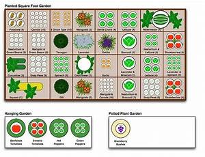vegetable garden plant pairings chart squarefoot garden plan with companion planting square