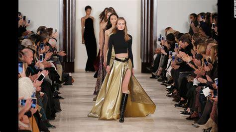 fashion designer new york shows plus size fashion line on nyfw cnn
