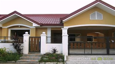 3 Bedroom Bungalow House Design Philippines