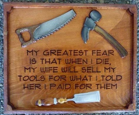 images  woodworking humour  pinterest