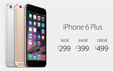 iphone 6 plus cheapest price iphone 6 iphone 6 plus price and availability iphoneheat