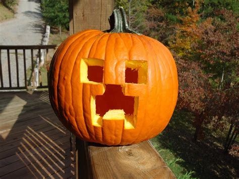 Creepo'lantern Minecraft Project