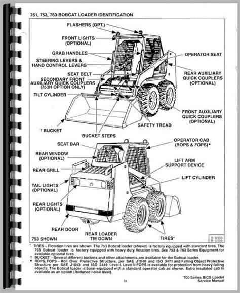 Bobcat T190 Wiring Diagram Free by Bobcat T190 Parts Diagram Lift Arms Downloaddescargar