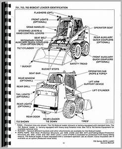 Bobcat 773 Skid Steer Loader Service Manual