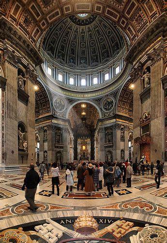 Cupola Michelangelo by Baldacchino Di San Pietro E La Cupola Di Michelangelo