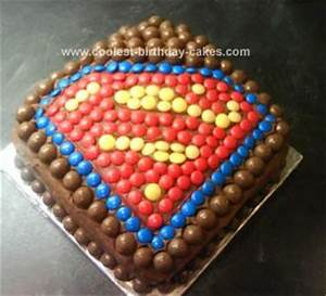 superman template for cake - coolest superman cake