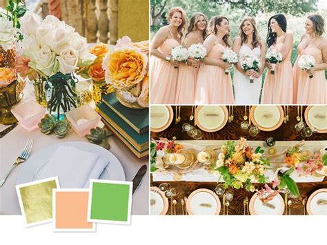 wedding colores 15 wedding color combos you ve never seen