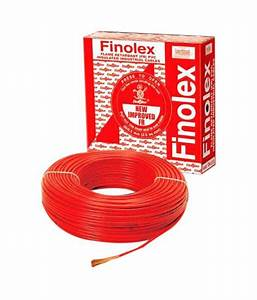 Buy Finolex House Wire 1 0 Sqmm Fr 90 Mts Online At Low