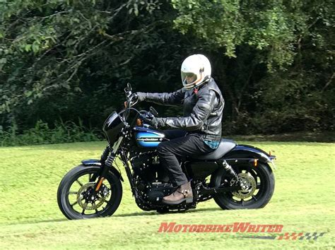 Modification Harley Davidson Iron 1200 by Harley Davidson Iron 1200 Sportster Review Motorbike Writer