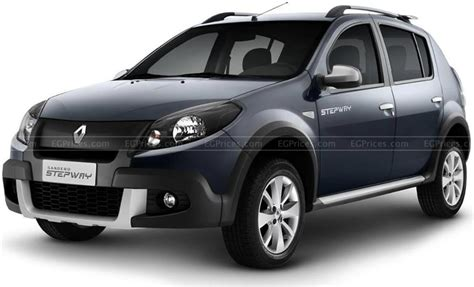 renault stepway price renault sandero stepway m t 2013 price in egypt al