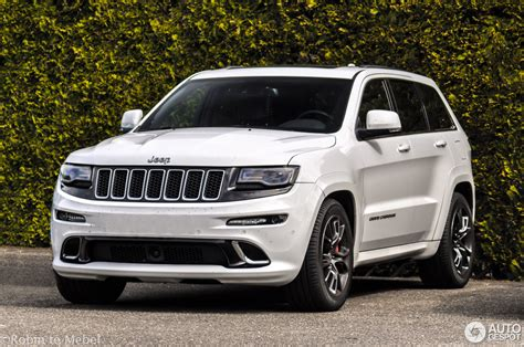 jeep grand cherokee srt   april  autogespot