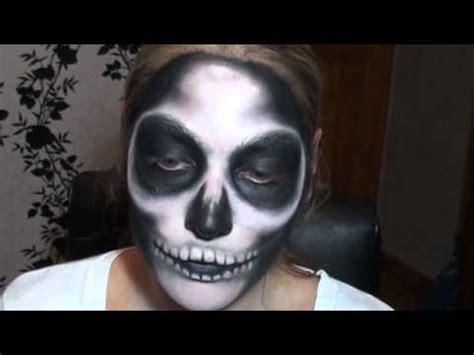 Maquillage Squelette Tutoriel Maquillage Squelette Skull Makeup