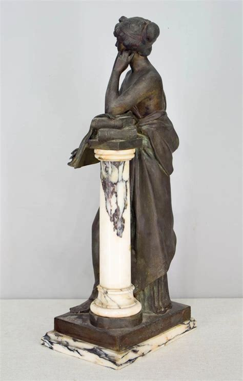 19th c. French Sculpture : Olivier Fleury, Inc. - French ...