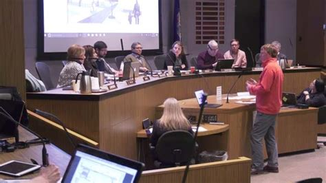 Planning Commission Holds Public Hearing On Proposed