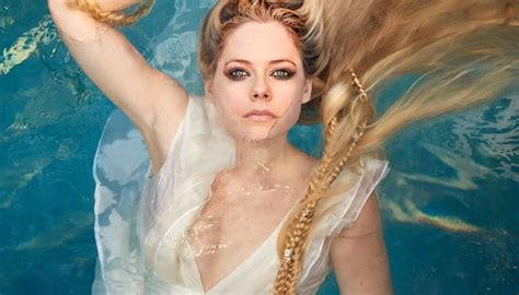 Avril Lavigne Releases First Song In Five Years