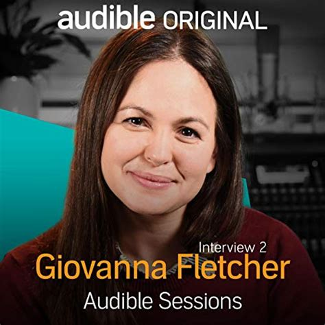 Giovanna Fletcher - November 2017: Audible Sessions: FREE ...
