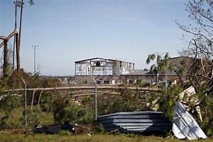 Tyndall Air Force Base sustains 'catastrophic' damage | AM ...