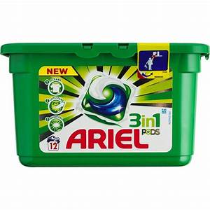 Ariel tvättmedel kapslar