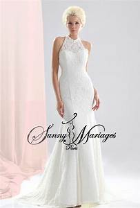 robe de mariee dentelle sur mesures 599eur sunny mariages With robe de mariée française en ligne