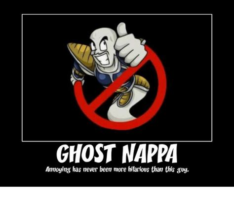 Nappa Meme - 25 best memes about ghost nappa ghost nappa memes