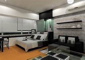 Modern Small Bedroom Decorating Ideas For Men