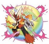 Pokemon Legendary Evol...