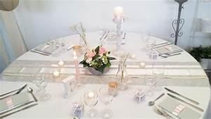 Exemple de table mariage