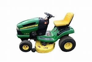 John Deere La125 Lawn Tractor Maintenance Guide  U0026 Parts List
