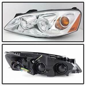 05-10 Pontiac G6 Driver Side Headlights
