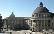 ETH Zurich / Высшая техническая школа Цюриха | Мир образования