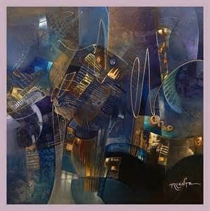 Traditional Abstract Paintings