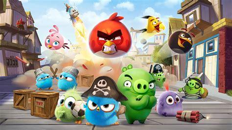 Angry Bid Angry Birds Netflix