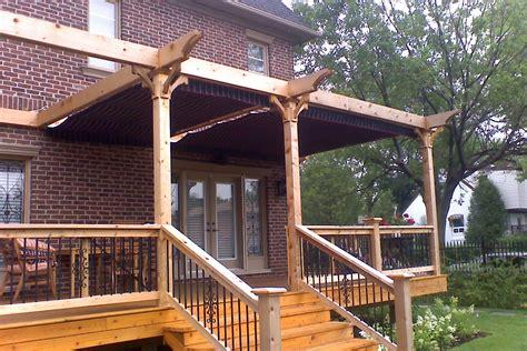 deck building tips      started