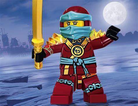 Lego Ninjago Spinjitzunun Ustaları Oyna Resimlere Göre Ara Red