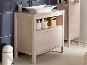 40 meubles pour une petite salle de bains elle decoration With meuble salle de bain largeur 180