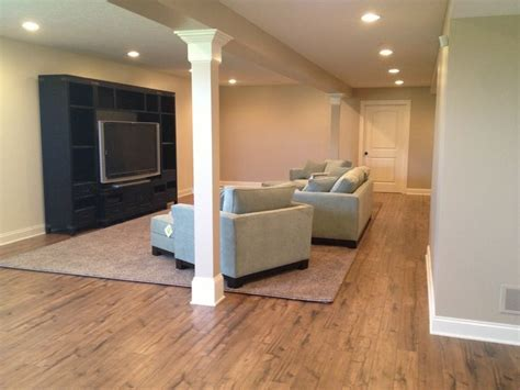 Basement Flooring Ideas   Interior Design Ideas by Interiored
