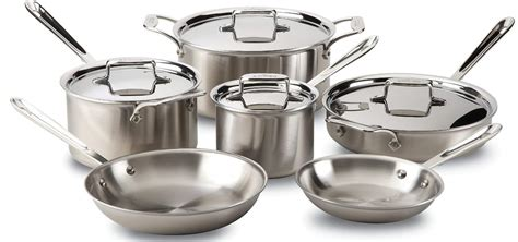 The Best Rated Stainless Steel Cookware That Will Last A