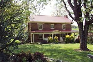 Old Farmhouse for Sale Greeneville Tennessee