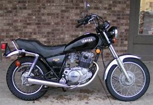 Yamaha Sr250 Factory Repair Manual 1980