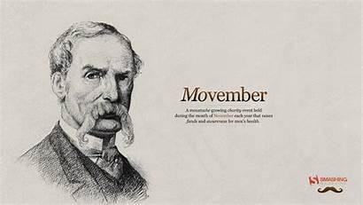Movember November Moustache Smashing Magazine Desktop Wallpapers