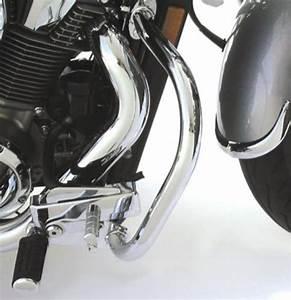 Engine Guards  Honda Vtx 1800 C  F