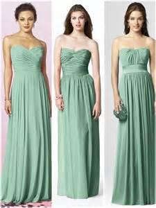 mint bridesmaids dresses mint green bridesmaid dresses best dress choice