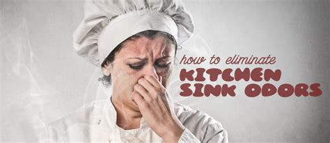 how to remove odor from kitchen sink how to eliminate kitchen sink odors tony lamartina plumbing 9558