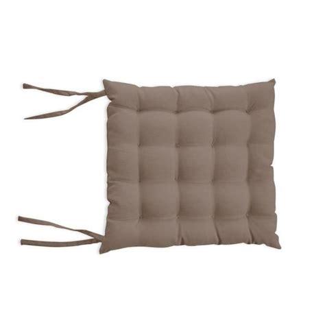 chaise capitonne pas cher dessus de chaise capitonné alix moka achat vente coussin