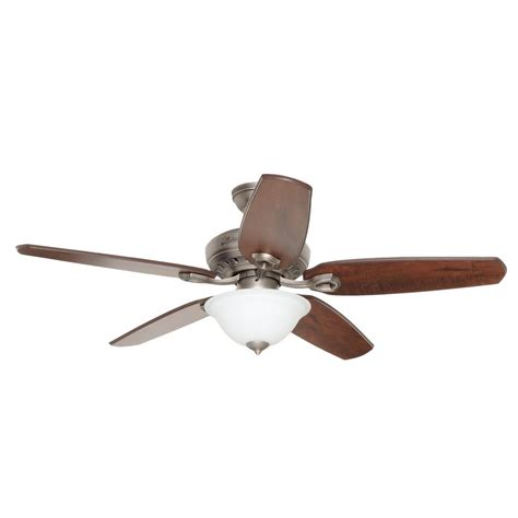 fairhaven ceiling fan home depot fairhaven 52 in antique pewter indoor ceiling fan