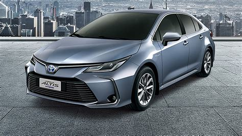 Toyota Corolla Altis 2019 by Toyota 2019 Corolla Altis New 1 8 Hybrid尊爵 車款介紹 Yahoo