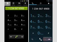 [Getting To Know Android 40, Part 6] The Phone App Gets