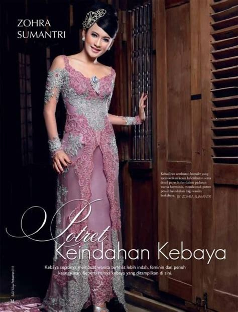 model kebaya warna pink google search kebaya pink