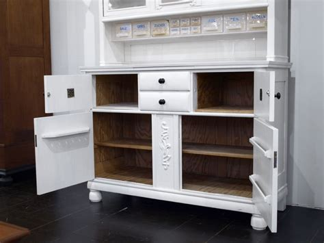 White Cupboards For Sale by White Vintage Kitchen Cabinet 1930s For Sale At Pamono