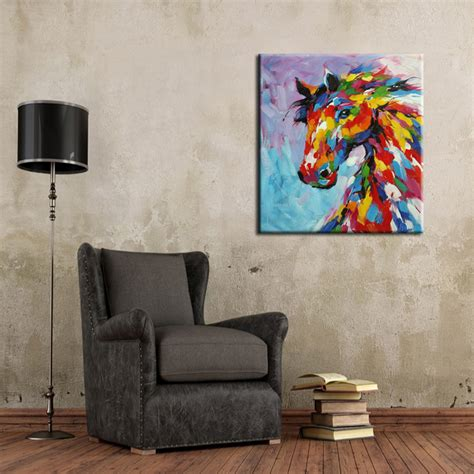 oil painting  living room super large painting oil